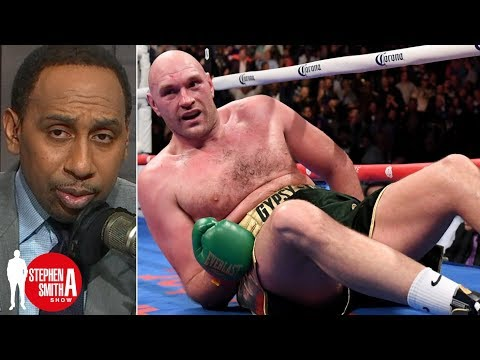 If Tyson Fury was power puncher Deontay Wilder would have lost - Stephen A. l Stephen A. Smith Show