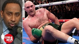 Wilder would have lost if Fury was a power puncher - Stephen A. l Stephen A. Smith Show