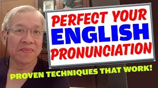 English Pronunciation - Simple Trick Shows How