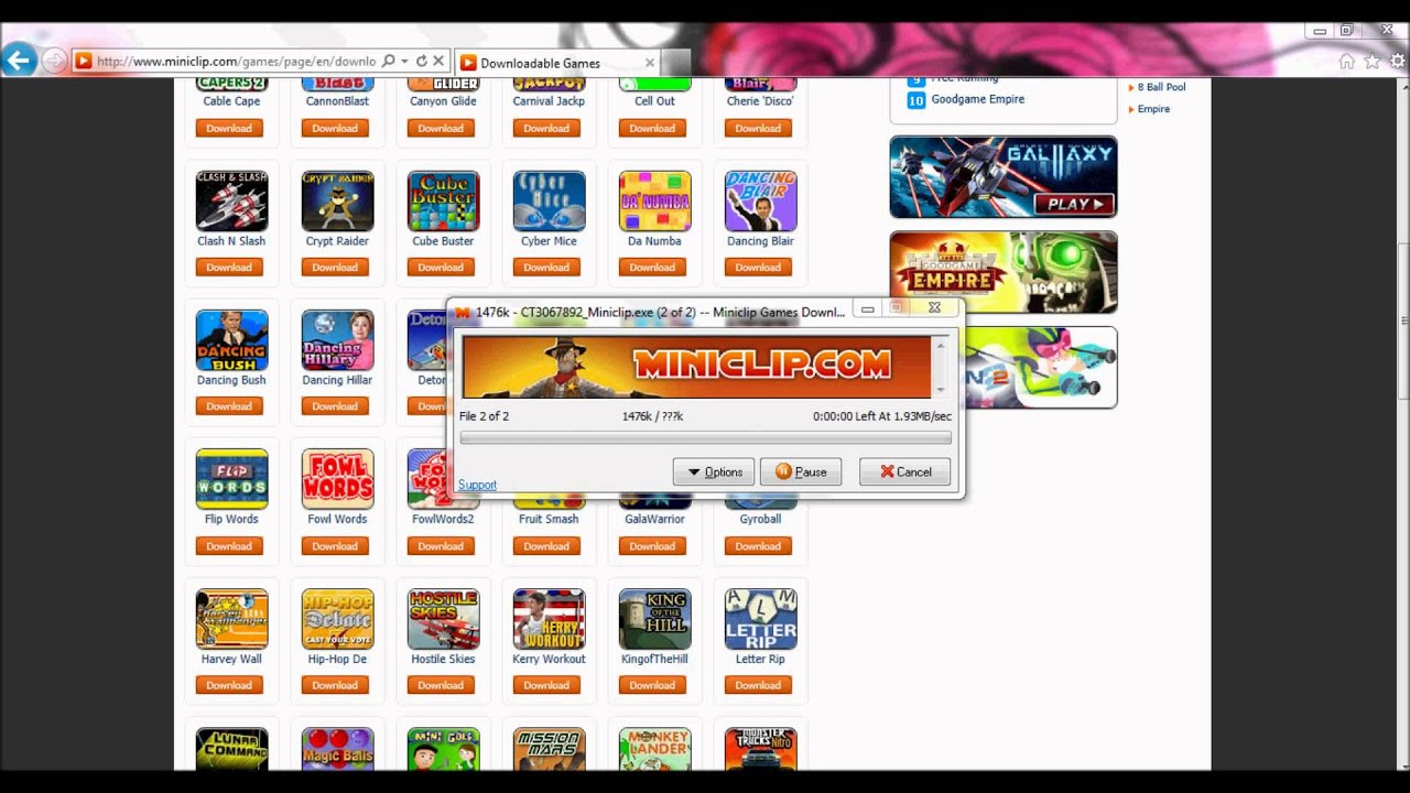 How To Download And Install Miniclip Games To Play Offline