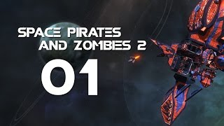 Space Pirates and Zombies 2 - Part 1 (Let's Play SPAZ 2)