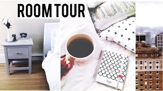 Room Tour! Seattle Apartment, Living In The Living Room, Ikea Hack & Furniture Upscales