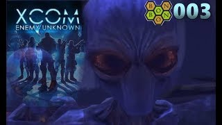 XCOM: Enemy Unknown - Gameplay - Exploring our first shot down UFO - #03