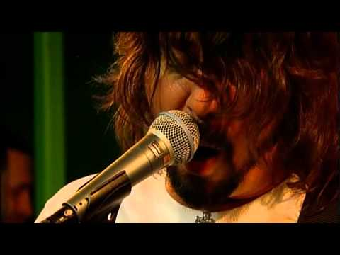 Dave Grohl   Walk & The Pretender solo acoustic  3FM On Stage