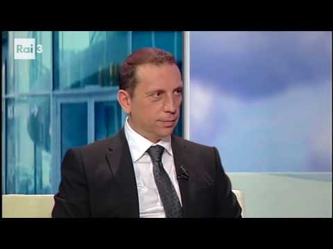Interview RAI channel - chronic and autoimmune diseases preventable by nutrition