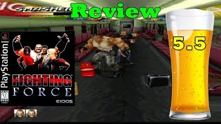 DBPG: Fighting Force Review (PS1/N64)