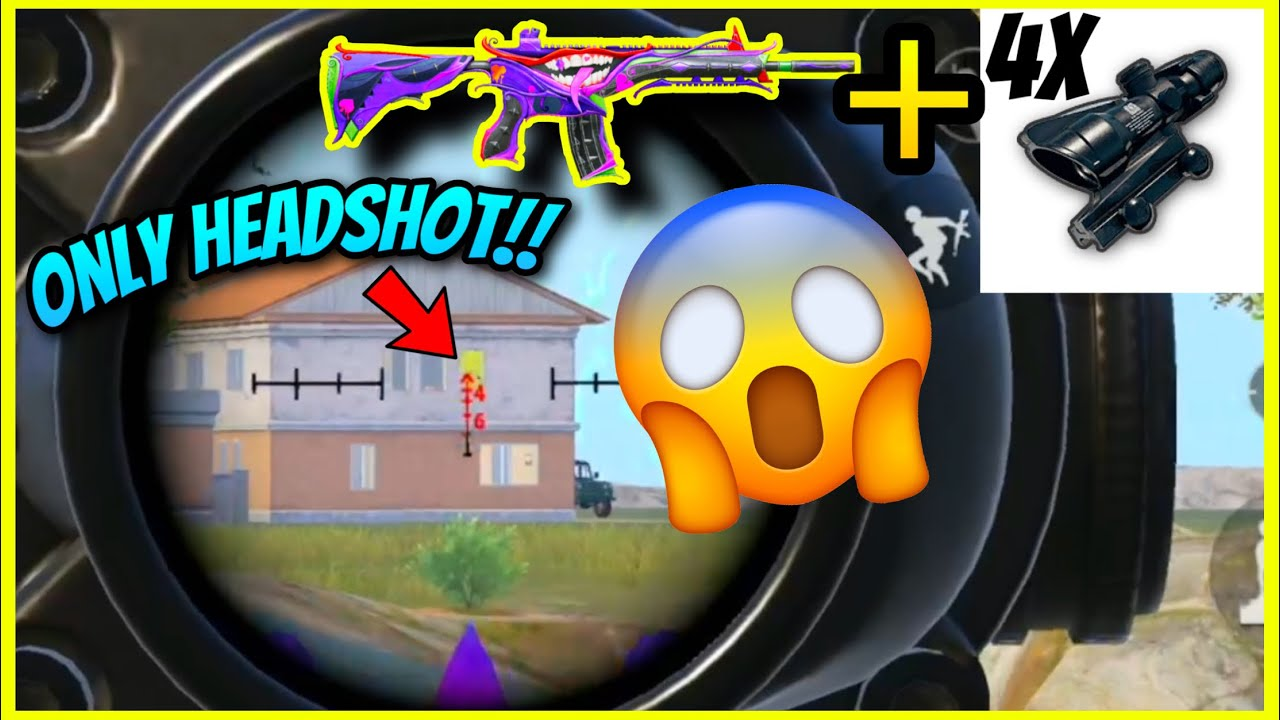 WATCH THIS AND BECOME A 4X SCOPE USER | Feitz+Mok | PUBG MOBILE