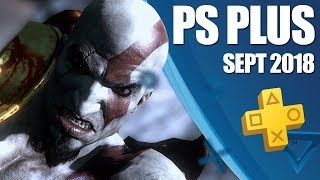 PlayStation Plus Monthly Games - September 2018