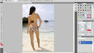 Repeat youtube video How to Remove Clothes in Photoshop cs5 By Amit Kumar.