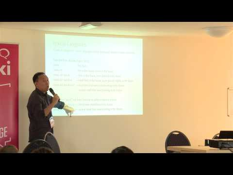 Native languages of North America - Brian Loo at the Polyglot Gathering 2015