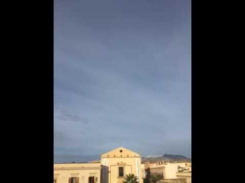 MeteoReporter Alcamo 21/10/2016