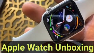 Apple Watch Unboxing by Sahil khan amazing apple watch