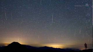 ScienceCasts: Draconid Meteor Outburst