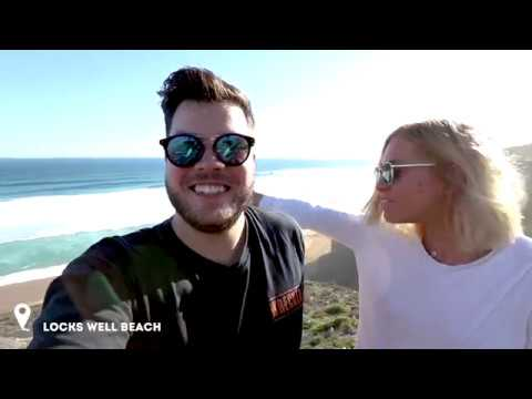 South Australian Vloggers: A weekend on the Eyre Peninsula