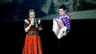 """""""А он ничей"""" Марина Девятова и Святослав Шершуков"""