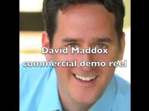 David Maddox Commercial Demo Reel