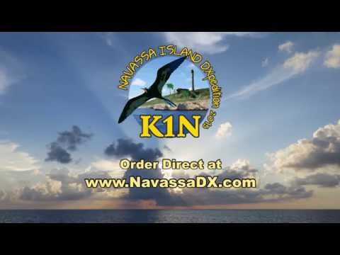 K1N Navassa DXpedition DVD Official Trailer