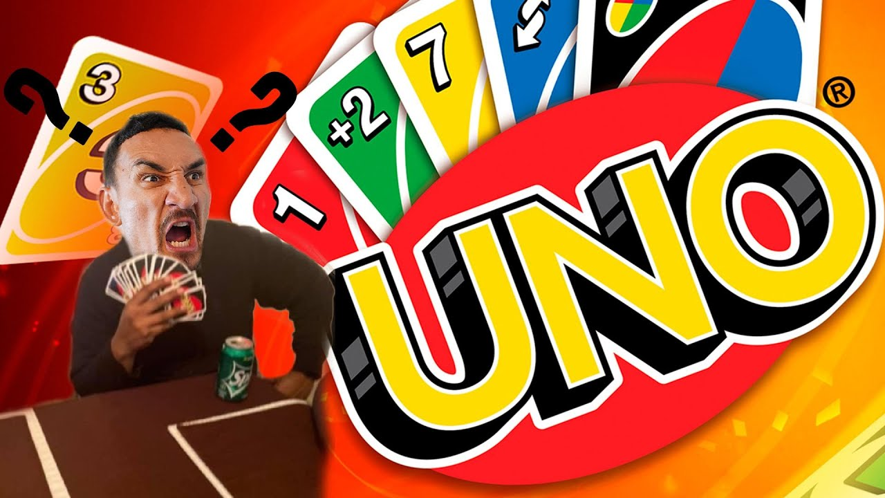 DOES MAX KNOW HOW TO PLAY UNO? | UNO GAMEPLAY