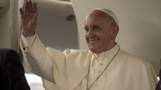 Pope says NO to recreational drugs
