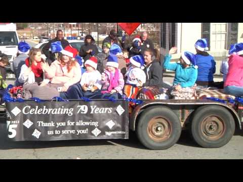 2016 Yanceyville Christmas Parade (unedited) 12-3-2016