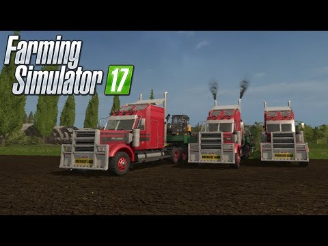 "Farming Simulator 17 LIVE! | Co-op | (Xbox One) ""Subscriber World!"""