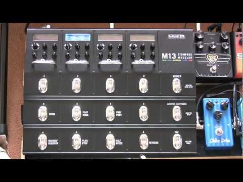line 6 m13 stompbox modeler all effects demonstrated youtube rh youtube com line 6 m13 manual français line 6 m13 manual français