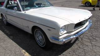 1966 Ford Mustang - Woodward Dream Cruise 2012