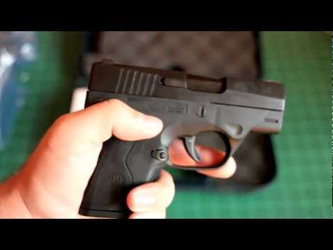 Beretta Nano First Look