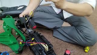 Hướng dẫn thay đầu bơm máy rửa xe Zukui S7 nhanh chóng và dễ dàng SOEASY C0005S7