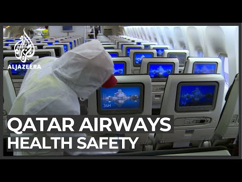 Qatar Airways launches new measures to tackle COVID-19