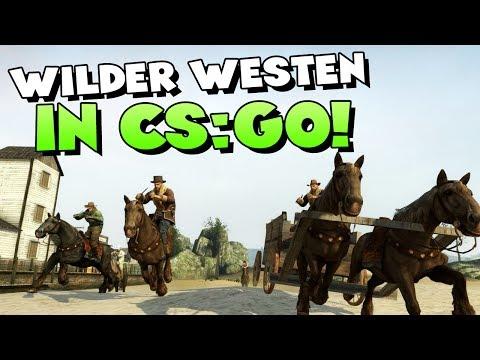 CS:GO - Coop Mission Western mit Team Schweineaim! :)