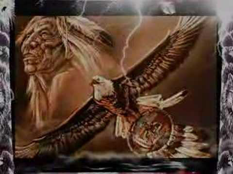 Native American  Pan Flute &  Wind of  Change