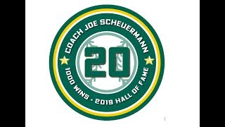 Coach Joe Scheuermann's 1000th Win at Delgado