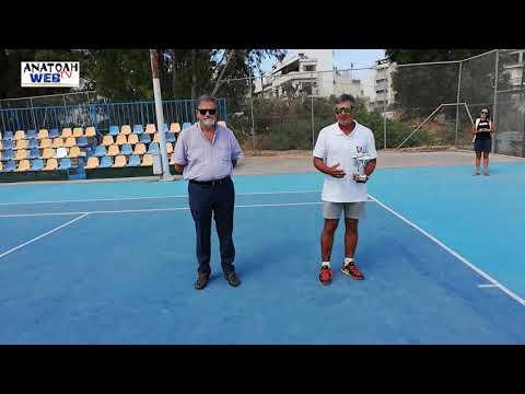 Παγκρήτιο πρωτάθλημα Τένις Κ16