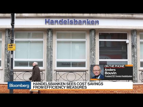 We Are Well Positioned, Says Svenska Handelsbanken's CEO