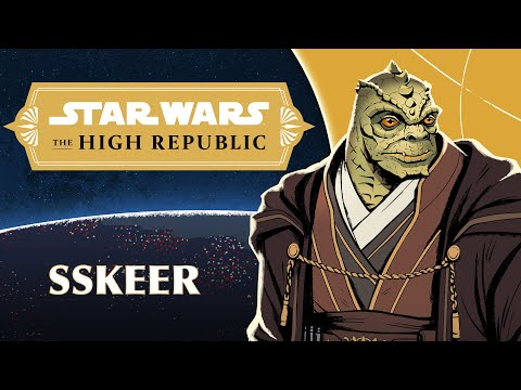 Sskeer | Characters of Star Wars the High Republic