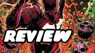 Batman Steals The Speedforce - Batman The Red Death #1 Review And Breakdown
