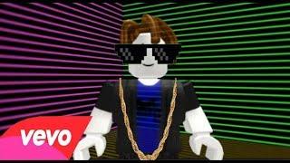 RAP GOD-EMINEM( ROBLOX MUSIC VIDEO)