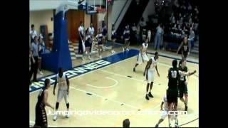 Everett Clemons 2013-14 Highlights (VU)