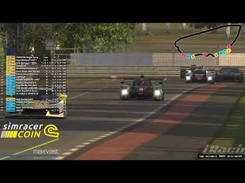 First Round of VEC - Indy Autosport - LMP2