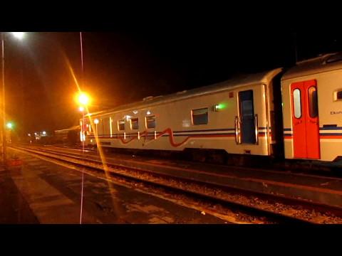 Kisah Perjalanan Menakjubkan Kereta Api MAJAPAHIT II ( Malang - Pasar Senen )