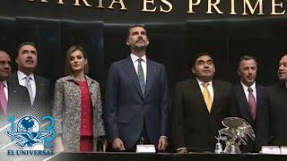"España rechaza ""con toda firmeza"" carta de AMLO sobre disculpa por la Conquista"