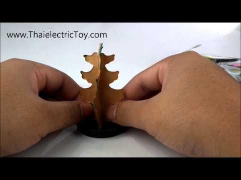 ของเล่น ต้นไม้วิทยาศาสตร์ DIY