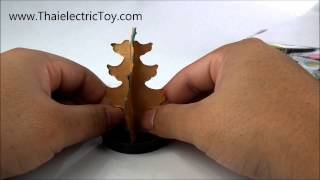 Repeat youtube video ของเล่น ต้นไม้วิทยาศาสตร์ DIY