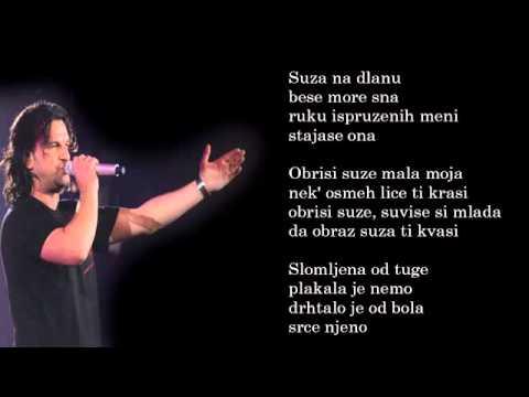 Aca Lukas - Obrisi suze mala moja - (Audio - Live 1999)