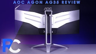 aOC Agon 35'