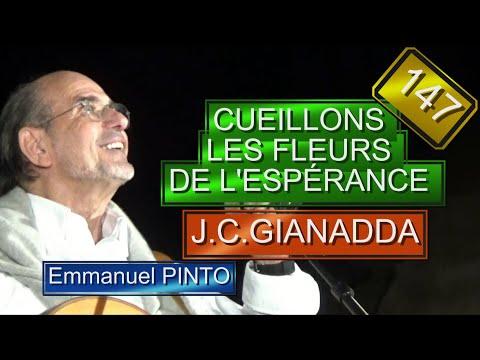 Cueillons Les Fleurs De L'espérance(EDIT 53) (Gianadda)- Karaoké N°147