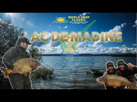 WCC Carpfishing 2017 Lac de Madine Peter en Jan-Willem full movie