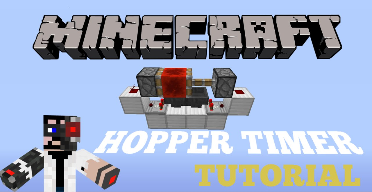 Minecraft etho hopper timer colors
