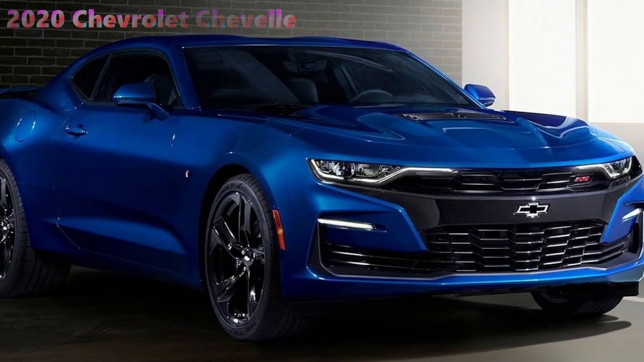 2020 Chevelle Ss Wallpaper